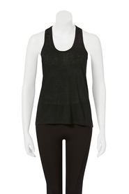 LMA ACTIVE Womens T Back Burnout Tank