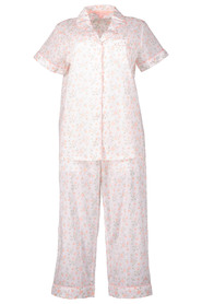 SASH & ROSE Isabella 3/4 Cotton Woven Set
