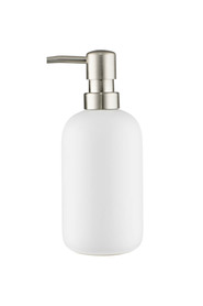 STORE & ORDER Loft Soap Dispenser White