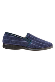 GROSBY BLAKE VELOUR MF SLIPPER