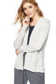 MAINE NEW ENGLAND Longline Edger 2 Edge Cardi