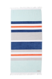 ONKAPARINGA INVERLOCH STRIPED BEACH TOWEL 90X180CM