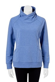 LMA ACTIVE Funnel Neck Sweat