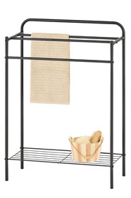 STORE & ORDER Towel Stand with Lower Rack