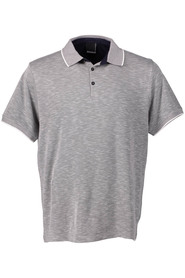 BRONSON Soft Touch Birdseye Polo