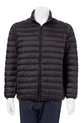 URBAN JEANS CO FEATHER JACKET, BLACK, M