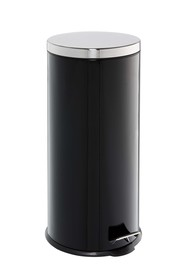 STORE & ORDER Round Pedal Bin 30L