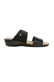 HUSH PUPPIES CARLI TWO STRAP SLIDE