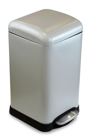 BUTLERS 12L Square Soft Close Pedal Bin