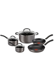 TEFAL  5Pc Inspire Hard Anodised Cookset