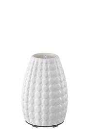 ELLIA Gaze Aroma Diffuser White with BONUS Essential Oils