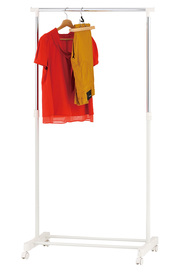 STORE & ORDER Single garment rack