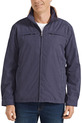 BACK BAY Zipped Through Soft Shell Jacket
