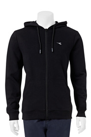 DIADORA Mens zip thru hoody