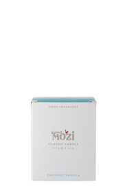 MOZI Classic Vanilla And Coconut Candle