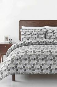 SOREN Irons Jacquard Quilt Cover Set KB