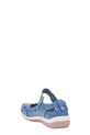 BENNICCI LEATHER MARY JANE ISLA, BLUE, 6