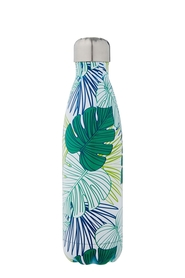 SMITH & NOBEL Double Wall Stainless Steel Bottle 500mL - Palm Green