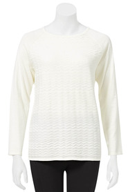 SAVANNAH Robyn Textured Jumper