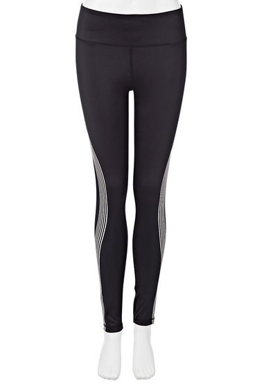 LMA ACTIVE Womens Side Print Full Legging | Tuggl