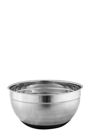 AVANTI Anti-Slip Mixing Bowl Stainless Steel And Silicone 26cm