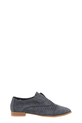 KHOKO PERFORATED SLIP ON LOAFE, DENIM, 6