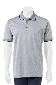 BACK BAY MERCERISED POLO