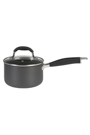 SMITH & NOBEL Professional Hard Anodised Saucepan 18Cm