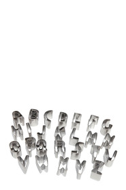 WILTSHIRE 26 Piece Letter Cutter Set