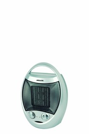 HELLER 1500W Upright Ceramic Fan Heater