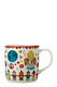 MAXWELL & WILLIAMS FESTIVE FRIENDS MUG 375ML PEACE