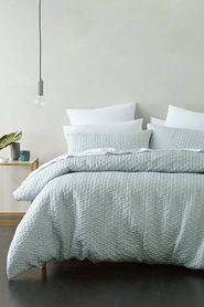 PHASE 2 Anglesey Quilted Quilt Cover Set KB