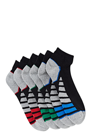 BRONSON 3pk Mens Low Cut Sock