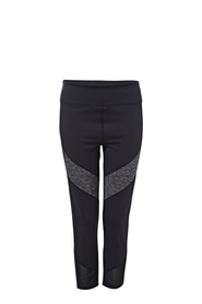 LMA ACTIVE Blockout 7/8 Panel Insert Legging