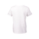 KHOKO COLLECTION Crew Neck Tee Shirt With Lace Insert