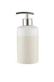 STORE EDGE SOAP DISPENSER LATTE