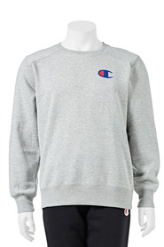 CHAMPION mens small c logo crew