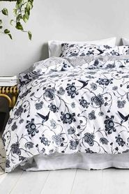GAINSBOROUGH Oasis Quilt Cover Set King Bed
