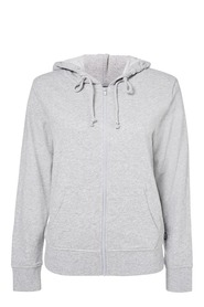 BONDS ESSENTIAL TERRY ZIP THRU HOODIE