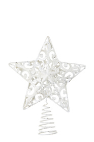 SOREN Classic Scroll Star Tree Topper 26cm