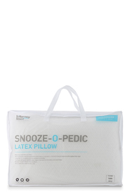 KILLARNEY Killarney Snooze-O-Pedic Latex Pillow Standard