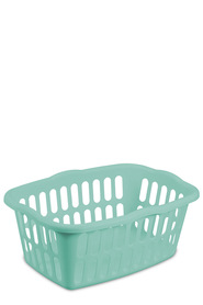 STERILITE Rectangle Laundry Basket 44L White