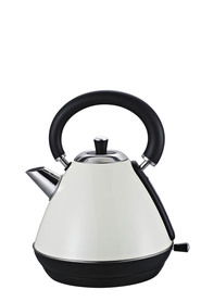 SMITH & NOBEL Pyramid Kettle White