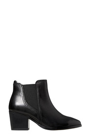 SANDLER ELASTIC DETIAL LEATHR BOOT OXLEY