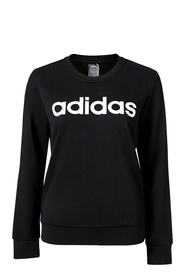 ADIDAS Women Essential Linear Crew Fleece