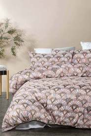 BIG SLEEP Priya Microfibre Quilt Cover Set QB