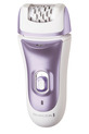 REMINGTON Smooth and Silky Cordless Wet/Dry Epilator