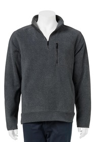BRONSON Quarter Zip Polar Fleece