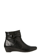 Ives Circle Detail Ankle Boot