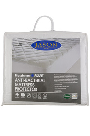 JASON Anti Bacterial Mattress Protector QB
